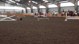 Candice King: EAP Clinic Day 3,  Flatwork