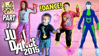 fgteev kids play just dance 2015 who has the best moves one direction austin mahone maroon 5