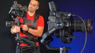 DJI Ronin S, Canon C200, Glide Gear DNA 6000 with Sample Footage