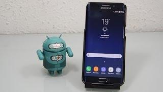 Cómo convertir mi Galaxy S6 Edge Plus en un Galaxy S8+