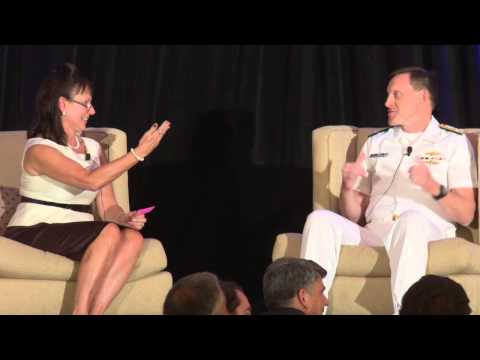 INSA Leadership Dinner with NSA Director Admiral Michael S. Rogers