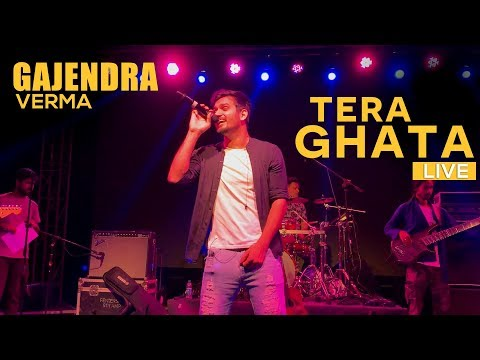 Download Lagu  GAJENDRA VERMA | TERA GHATA LIVE PERFORMANCE | BANGALORE Mp3 Free