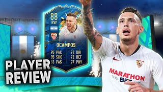 """Cheap & reliable fifa 20 coins (available now!)use promo code """"muzz"""" for extra 5% offhttp://bit.ly/muzz-u7buy88 totssf ocampos review 20tots rev..."""