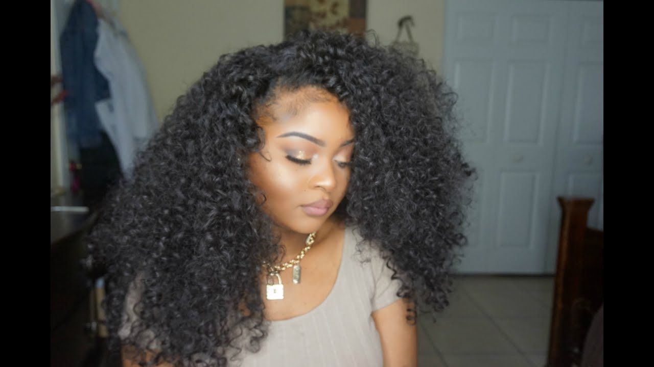 Big Curly Hair Under 20 Outre Dominican Curly Tutorial
