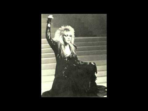 Stevie Nicks - Talk To Me ('Rock A Little' Tour 1986 Live)