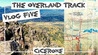 #5 Side trip to Mt. Oakleigh (1,286 m), Overland Track, Tasmania