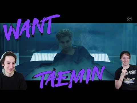 TAEMIN - WANT [REACTION]