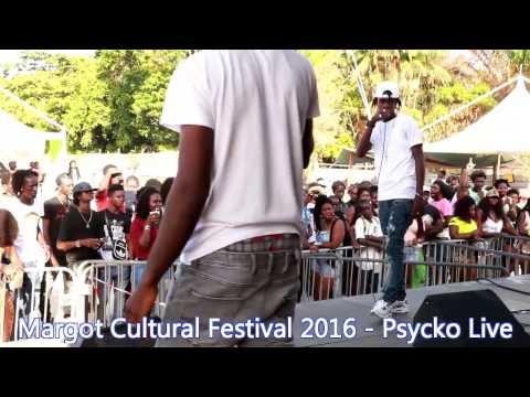 Margot Cultural Festival 2016 - Psyko Live