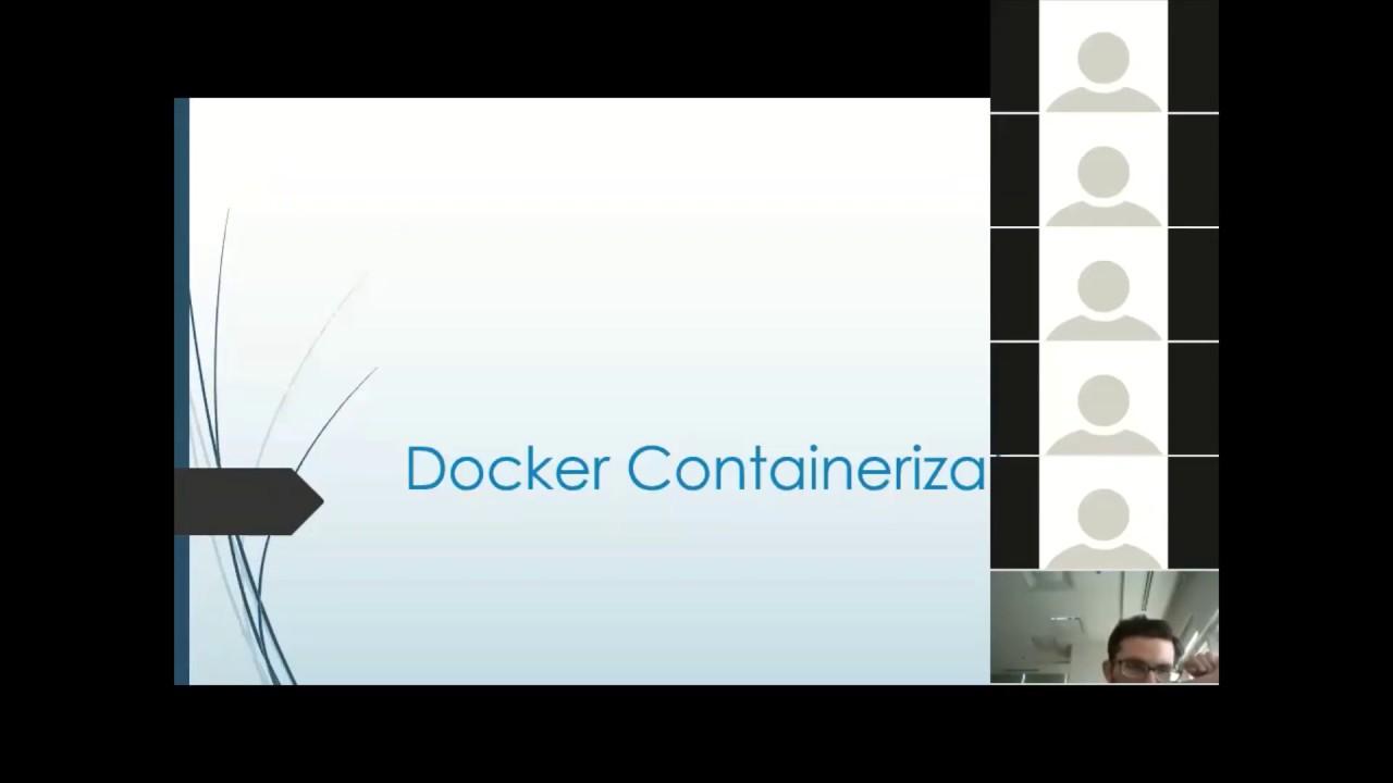 Free Webinar on Docker Containerization | www DevLabsAlliance com