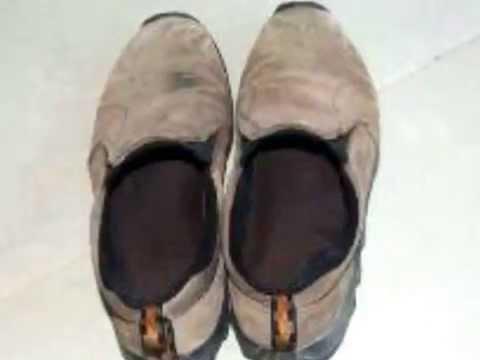 Merrell Jungle Moc Nubuck Women Slip-Ons - F3T17D-381