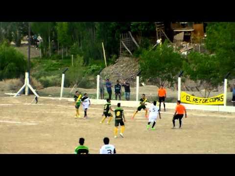 los goles de Los andes de Tudcum por el federal c zona 44
