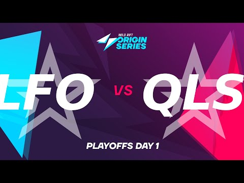 WR:OS July Cup Finals Day 1 LFO vs QLS - Group A