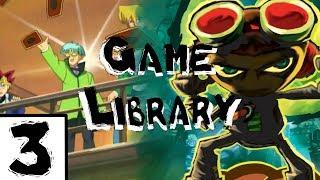 Game Library #3 - The Milkman Conspiracy Regarding Children's Card Games