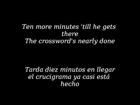 Madness · Cardiac arrest (English lyrics // español letra)