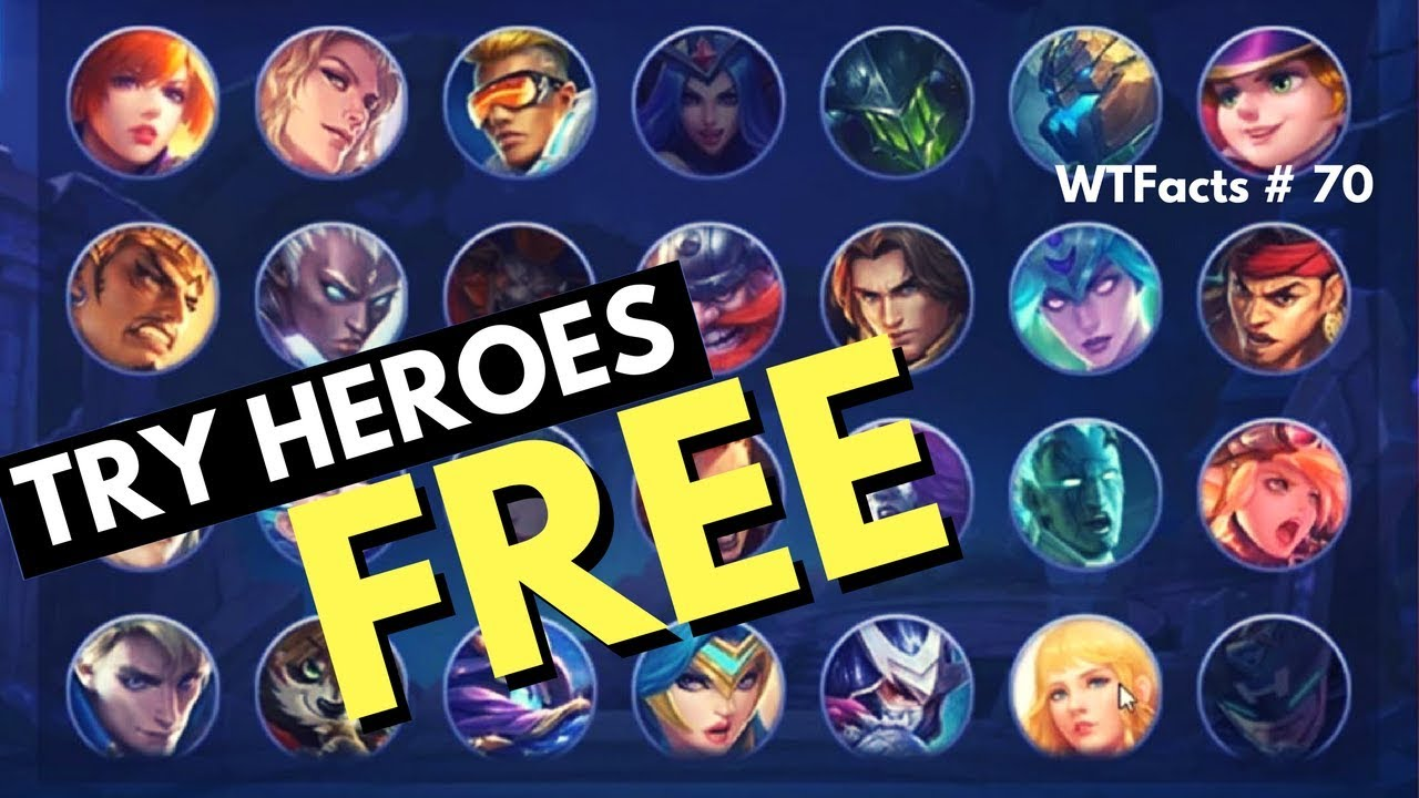 FREE HERO TRIAL WITHOUT USING CARDS