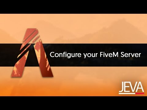 How to Configure Your FiveM Server (Server name, tags, banners, player  limit, port forwarding, etc )
