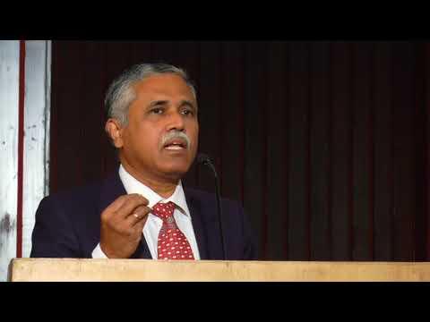 Prof  John Varghese, Principal, St  Stephen's College, Delhi
