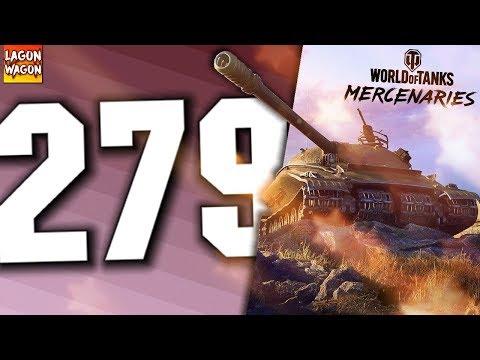 Объект 279 (р) ИМБА ДЛЯ ВСЕХ /// Wot Console Ps4 Xbox