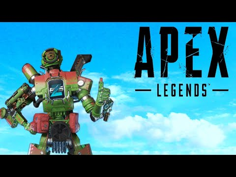 Apex Legends crashing the server with ultimate's!