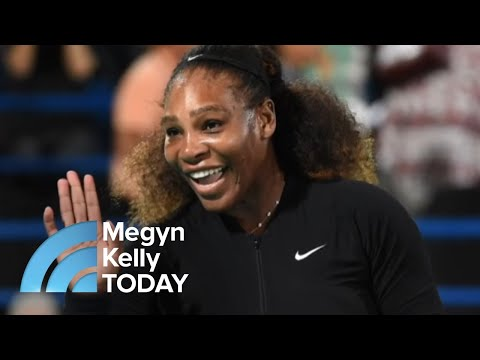 Megyn Kelly TODAY Discusses Serena Williams, The Latest With Prince George, More | Megyn Kelly TODAY