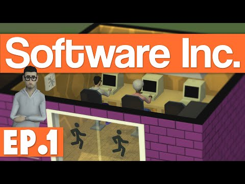 Let's Play: Software Inc - Part 1
