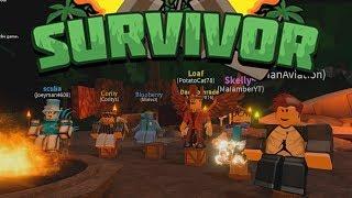 DAS IST BAD, HUH? Roblox Survivor - Staffel 13, Episode 2