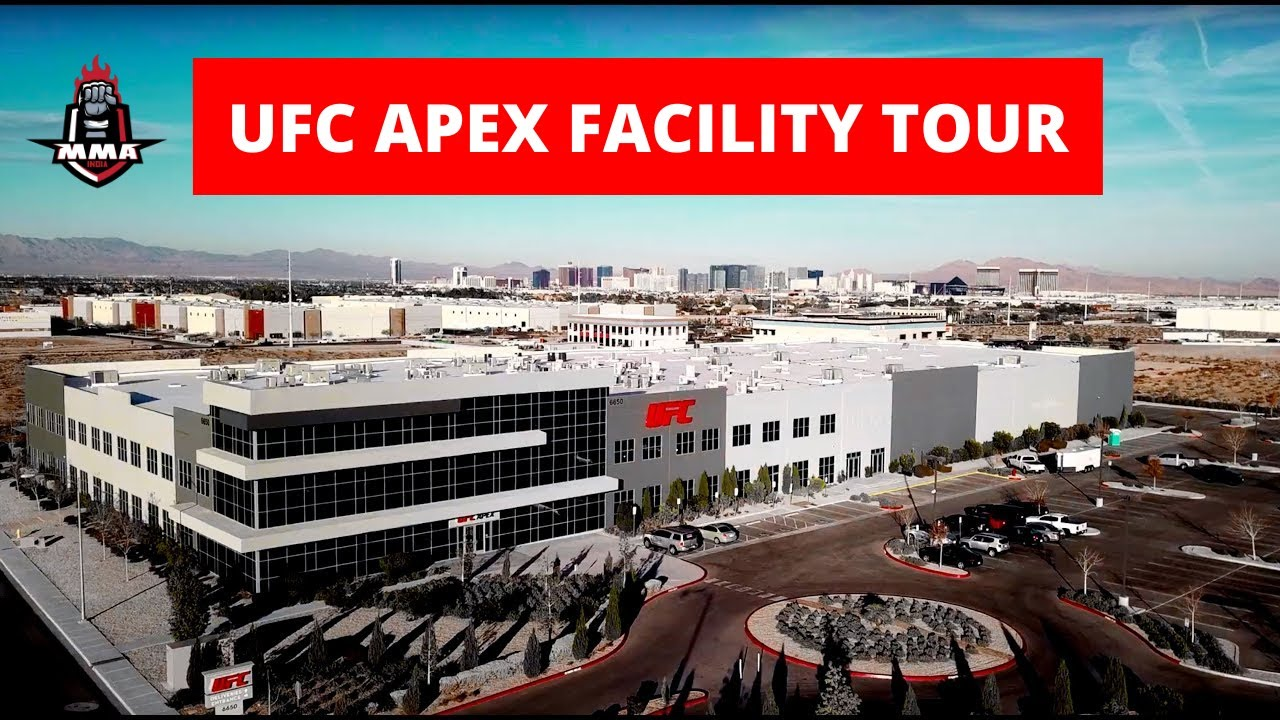 Exclusive VIP Access to UFC Apex Facility with Kenda Perez | MMA INDIA SHOW