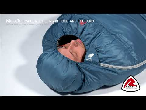Robens Gully sleeping bag 2021
