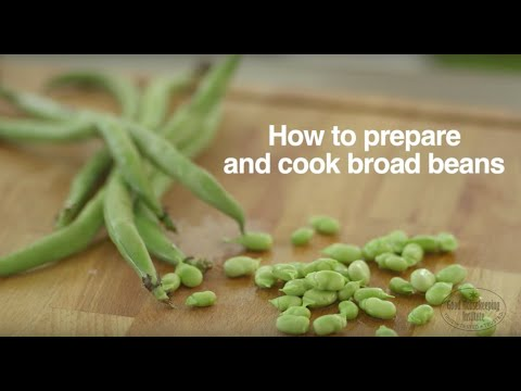 How To Cook Broad Beans | Good Housekeeping UK