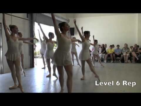 Los Angeles Ballet Summer Intensive 2011