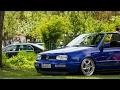 VW Golf MK3 Cabrio 'Joker' at Wörthersee | Fabian Bergmann | VWHome