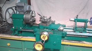 old cross slide new lathe homemade / stary suport nowa tokarka