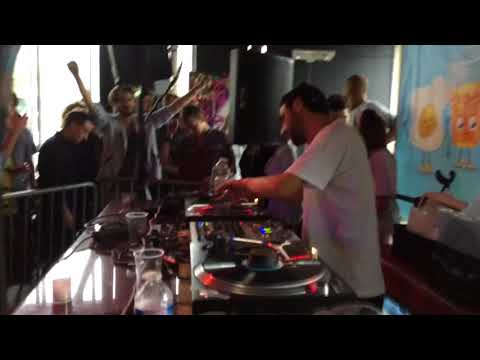 Francesco Del Garda @ Café Barge / Breakfast Club