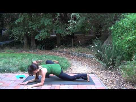 Home Yoga Practice: Backbends with The Art of Alignment
