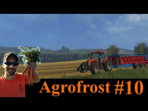 Farming Simulator 2015 Agrofrost E10: it's raining rope