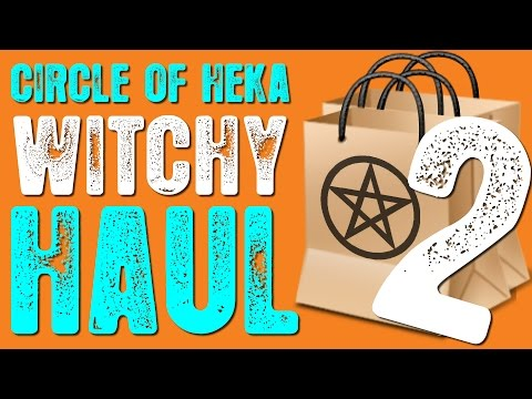 Witchy Haul 2