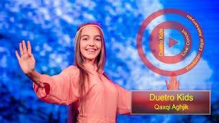 "Duetro Kids - Qaxqi Aghjik "" Duetro Kids First Live Solo Concert """