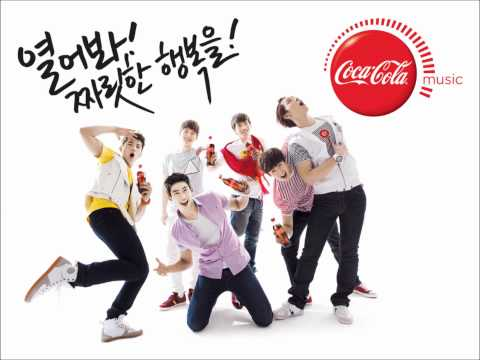 2PM - Open Happiness Rock version