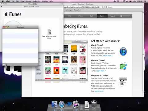 How To Install ITunes On Mac Or PC