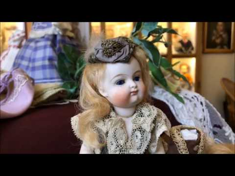 Ruby Lane Dolls: French Fashion Dolls and Historic Sewing: YES YOU CAN!