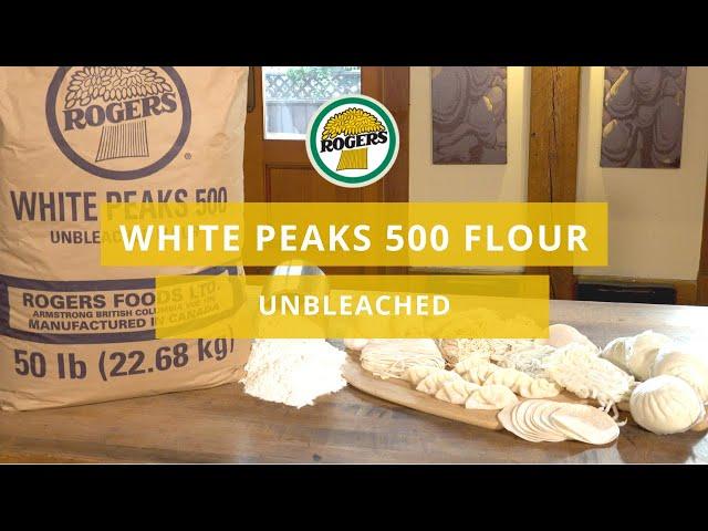 Rogers Foods - White Peaks 500 Flour