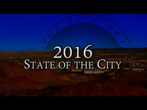 2016 State of the City // Henderson, NV