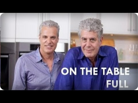 Sex, Drugs, Rock n' Roll and Food with Anthony Bourdain"