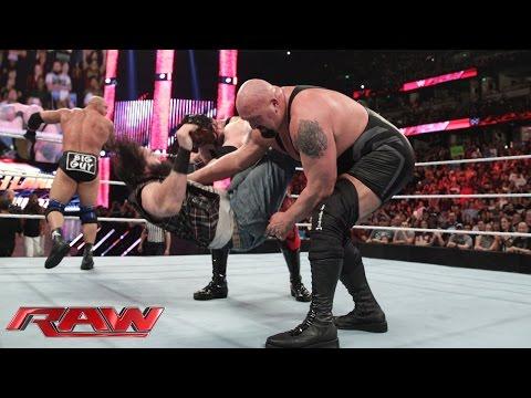 Big Show vs. Braun Strowman: Raw, February...