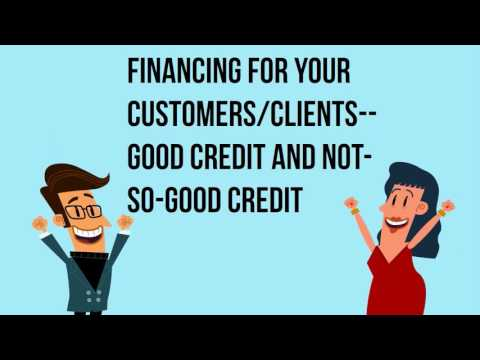 Flexxbuy Customer Financing