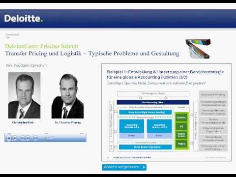 Finance Transformation - Accounting Organisation und Governance