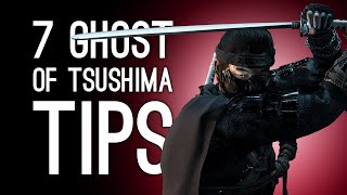 Ghost of Tsushima: 7 Tips You Need to Know Before You Start
