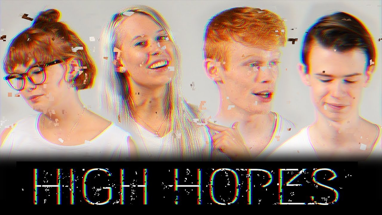 Panic! At The Disco - High Hopes - Cover image