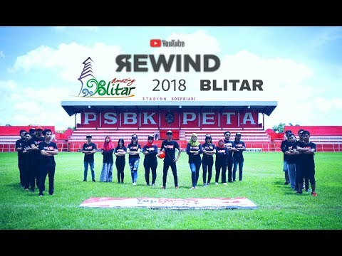 YOUTUBE REWIND INDONESIA 2018. AMAZING BLITAR