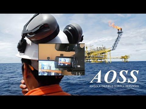 AOSS - Angola Oilfield Supply Services - Tour com Delfino Baiano - Vendas e Marketing